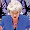 In picioare, Theresa May se agata de planul B