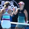 Kerber a pierdut neasteptat infruntarea din optimi, la Australian Open