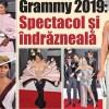 Grammy 2019: Spectacol si indrazneala
