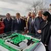Romania conecteaza energetic Moldova la Europa