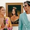 Beyonce si Jay-Z, solidaritate si kitsch