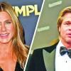 Brad Pitt, vizita surpriza la Jennifer Aniston