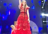 Castigatoarea Eurovision Romania, specialista in cover-uri