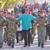 Maduro isi arata muschii