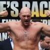 Tyson Fury, contract de 100 de milioane dolari