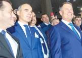 Rares Bogdan, fochist pe locomotiva prezidentiala