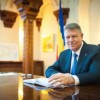 "Iohannis anunta ca e ""aproape hotarat"" sa convoace un referendum pe 26 mai"