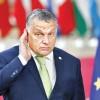 Partidul lui Orban, suspendat din PPE