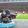 Pe Wembley se trage si pe nas, nu numai la poarta