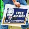 """Julian Assange, aruncat in """"Guantanamo a Marii Britanii"""""""