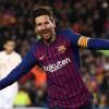 Messi, liderul  Ligii Campionilor