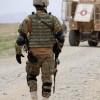 Unul dintre militarii romani raniti luni in Afganistan, transferat in Germania