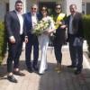 Ilie Nastase s-a casatorit cu iubita lui, Ioana