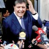 Fostul presedinte peruan s-a impuscat in cap in momentul arestarii