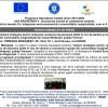 Programul Operațional Capital Uman 2014-2020  AXA PRIORITARĂ 4 – Incluziunea socială și combaterea sărăciei, Obiectivul tematic 9.ii: Integrarea socio-economică a comunităților marginalizate, cum ar fi romii.