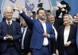 "Mobilizare impotriva ""elitelor"" Europei"