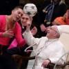 Vaticanul are echipa de fotbal feminin