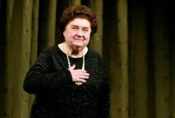 Actrița Tamara Buciuceanu, în stare gravă