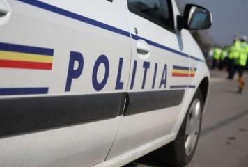Ucigasul politistului din Timis, prins si dus la spital
