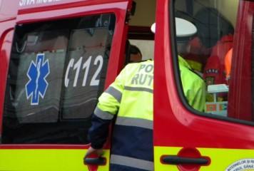 Accident grav, cu cinci raniti, pe DN7