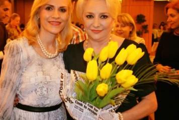 """Dăncilă îi răspunde scurt Gabrielei Firea: """"Doar pentru imagine"""""""