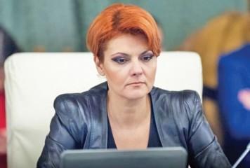 Olguța Vasilescu vine cu lămuriri despre declarația despre lagăr. Și cu scuze
