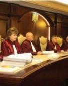CCR amana din nou decizia in cazul sesizarii lui Iordache