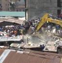 Mai multi copii au murit, dupa ce cladirea unei scoli s-a prabusit in Nigeria (VIDEO)