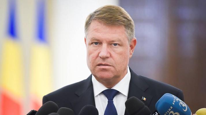 Iohannis vrea pact politic pentru Romania Europeana