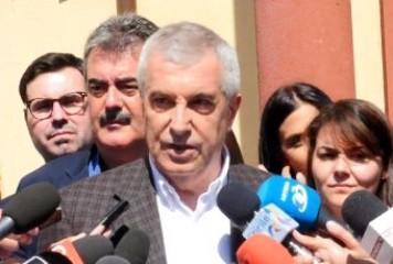 De la Sibiu, lui Tariceanu i se cere sa-si anunte candidatura