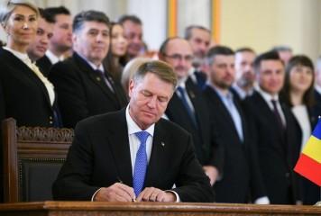 Iohannis îi dă undă verde lui Deliorga spre Curtea Constituțională