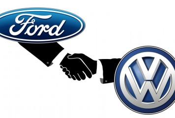 Noul model Volkswagen Ford: Cele două companii bat palma