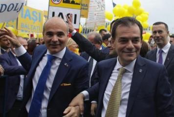 """Ludovic Orban neagă """"speculațiile"""" privind conflictul cu Rareș Bogdan: Cei ce vor """"să bage bățul"""" n-au dreptate"""
