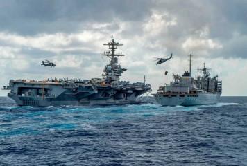 Statele Unite și Rusia se învinuiesc reciproc pentru un incident din Marea Chinei de Est