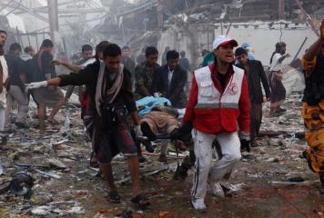 Rebelii yemeniți bombardează civili în Arabia Saudită