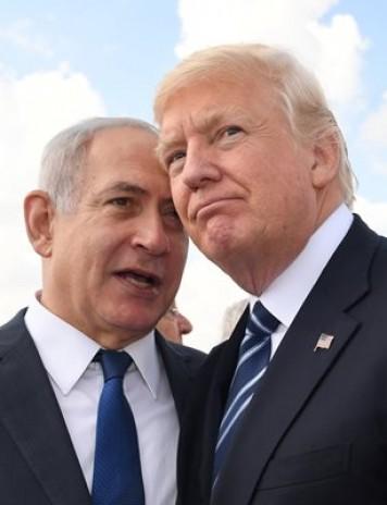 Israelul face un nou gest de lingușire diplomatică față de Trump