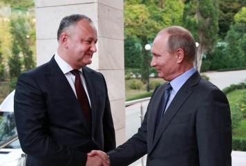 Moscova salutăguvernul moldovean neconstituțional nou-format