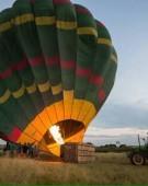 Unsprezece turiști răniți după prăbușirea unui balon cu aer cald în Germania