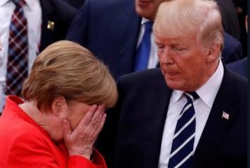 """Trump atacă Germania, """"aservita"""" Moscovei în aprovizionarea energetică"""