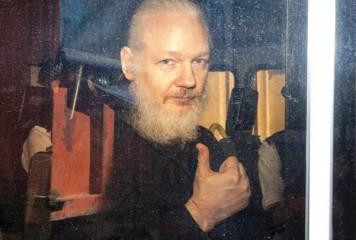 Assange, extradat in SUA?!