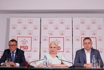Viorica Dancila: am incercat sa-l conving pe Paul Stanescu sa nu-si dea demisia