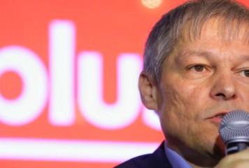 Dacian Cioloș, favorit în cursa pentru șefia grupului Renew Europe