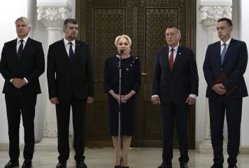 Dancila nu a fost invitata la Cotroceni: nu avem de ce sa semnam acest pact