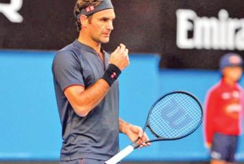 "Federer: ""Pot sa ma opresc linistit"""