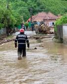 Peste 170 de persoane evacuate din cauza inundațiilor