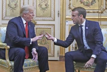"Macron: ""Suntem la un pas de razboi!"""