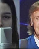 Paul McCartney, sedus de o adolescenta canadiana