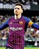 Leo Messi, cel mai bine platit sportiv din lume