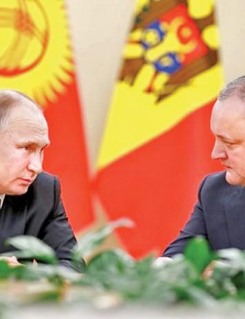 Moldova, in capcana lui Putin