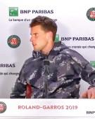 Nervi la Roland Garros